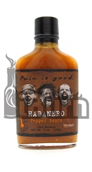 Pain Is Good Habanero Pepper Sauce