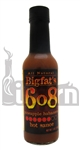 Bigfat's 608 Pineapple Habanero Hot Sauce