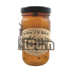 Rockin JR Ranch Texas Wild Fire Pepper Jelly