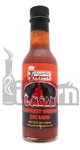 Volcanic Peppers Lava Raspberry Scorpion Hot Sauce