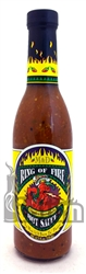 "Ring of Fire ""Chipotle & Roasted Garlic"" Chile Sauce"
