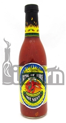 Ring of Fire Red Pepper & Garlic Hot Sauce