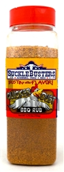 SuckleBusters Clucker Dust BBQ Rub 1.75lb