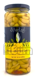 <h3>SilverLeaf Bread and Butter Garlic</h3>