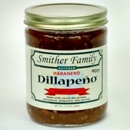Smither Family Kitchen Habanero Dillapeno