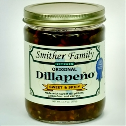Smither Family Kitchen Sweet Dillapeno