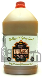 Tabanero Hot Sauce Picante Gallon