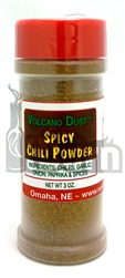 Volcanic Peppers Spicy Chili Powder