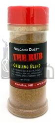 "Volcanic Peppers ""The Rub"" Grilling Blend"