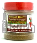 Volcanic Peppers Chocolate Habanero Dust
