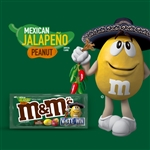 Jalapeno Peanut M&M's 1.74oz Bag
