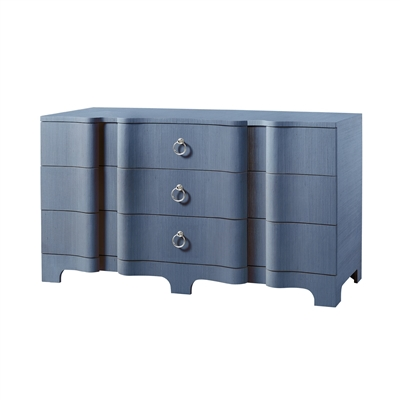 Bardot Extra Large 9-Drawer, Navy