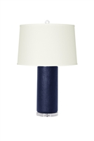 Cleo Table Lamp - Navy