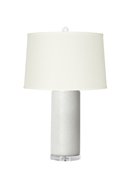 Cleo Table Lamp - White