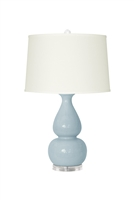 Bungalow 5 Emilia Table Lamp Light Blue