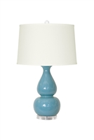 Emilia Table Lamp - Turquoise
