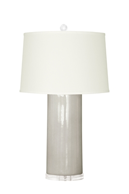 Formosa Table Lamp - Gray