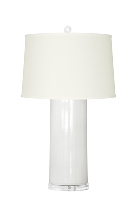 Formosa Table Lamp - White