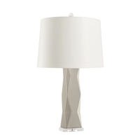 Molino Table Lamp - Gray
