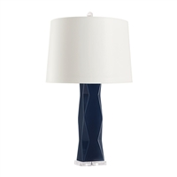 Molino Table Lamp - Blue