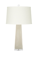 Naxos Table Lamp - Beige