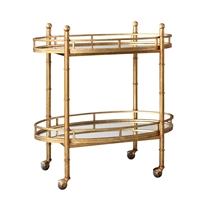 Bungalow 5 Normandy Bar Cart NOR-325-808-TB