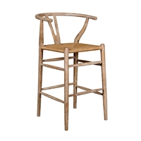 Bungalow 5 OSL-575-98 Oslo Counter Height Stool, Natural