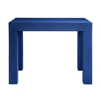 Parsons Side Table - Blue