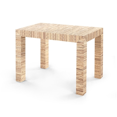 Bungalow5 - Parsons Side Table, Natural
