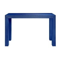 Parsons Console Table - Blue