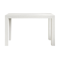 Parsons Console Table - White