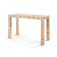 Bungalow5 - Parsons Console Table, Natural