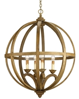 Axel Orb Large Chandelier
