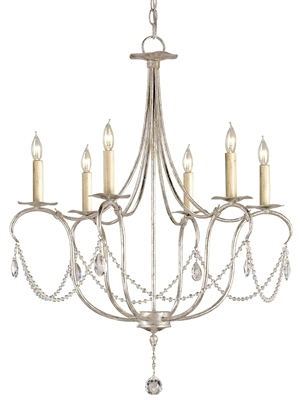 Crystal Lights Chandelier, Small