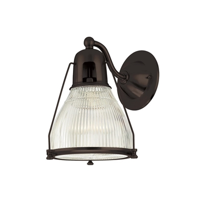 Haverhill wall sconce Hudson Valley Haverhill wall sconce 7301-OB