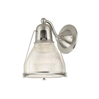 Haverhill wall sconce Hudson Valley Haverhill wall sconce 7301-SN