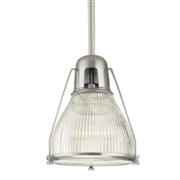 Haverhill pendant Hudson Valley Satin Nickel