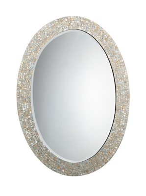 Jamie Young - Oval Mirror