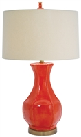 Orange Crush Table Lamp