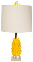 Paradise Palm Marigold Table Lamp