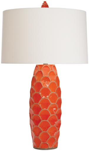 The natural light ventana coral table lamp 5732 89016 ventana coral table lamp aloadofball Images