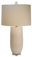 Woven Breeze Table Lamp