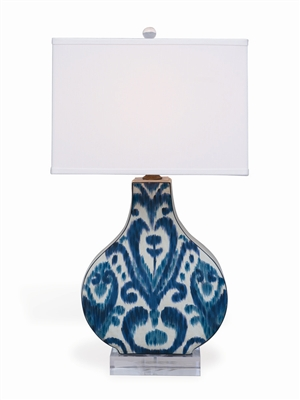 Greystone Indigo Table Lamp by Port 68