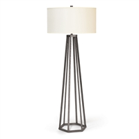Aria Hex Floor Lamp