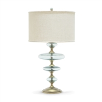 Calypso Glass Table Lamp