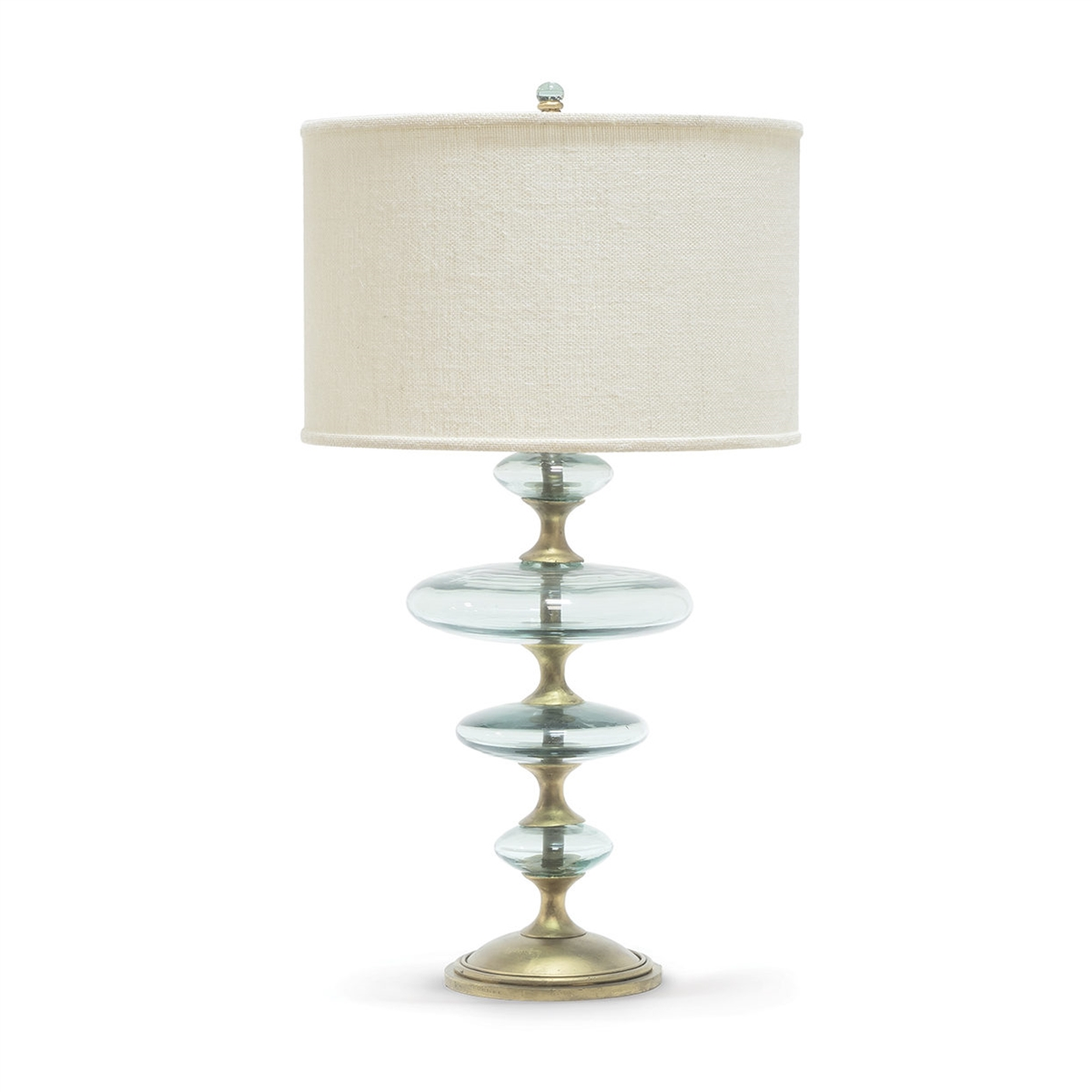 Palecek Calypso Glass Table Lamp 2594 86