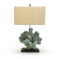 Blue Reef Table Lamp