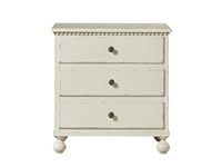 Universal Furniture 641663 3 drawer nightstand