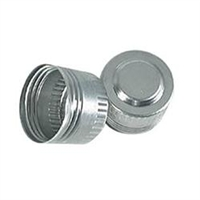 -8 AN Threaded Aluminum Dust Caps
