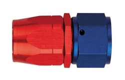 -6 AN Aeroquip Straight Reusable Hose End